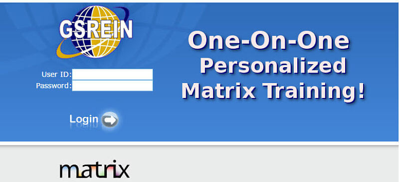 Matrix MLS Training