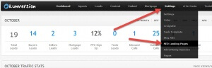 kunversion Settings SEO Pages 2