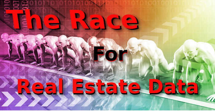 Upstream - The Race For Real Estate Data