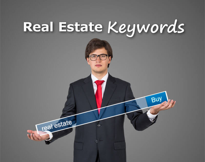 SEO Keywords for real estate