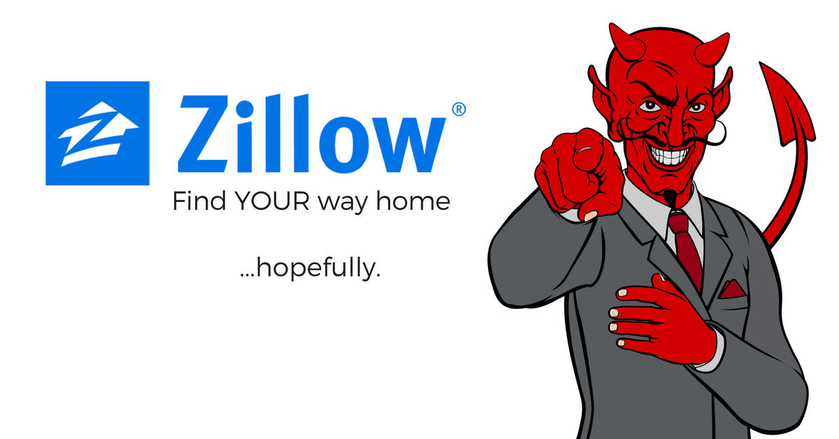 Zillow is the devil