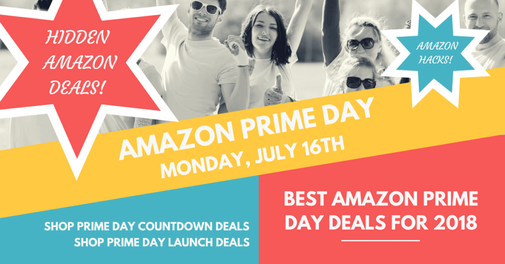 Amazon Prime Day Deals for 2018