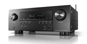 Dennon surround sound receiver