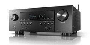 Dennon surround sound receiver