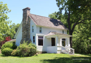 Laura Ingalls Wilder Sears Home Mansfield, Missouri